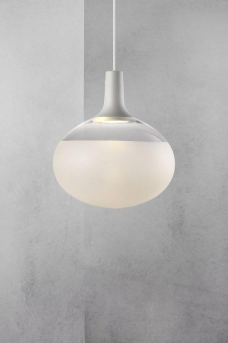 Dee 2.0 Lampa wisząca – Styl nowoczesny – kolor biały