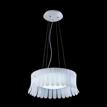 Degas  Lampa wisząca – Styl nowoczesny – kolor biały