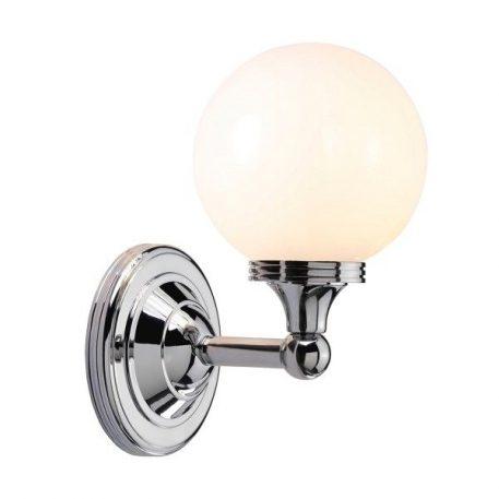Devon Lampa klasyczna – szklane – kolor srebrny