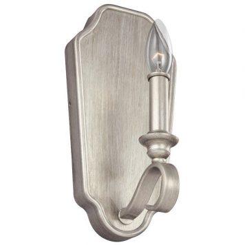 DeWitt  Lampa klasyczna – klasyczny – kolor srebrny