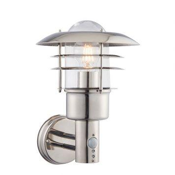 Dexter  Lampa zewnętrzna – szklane – kolor srebrny