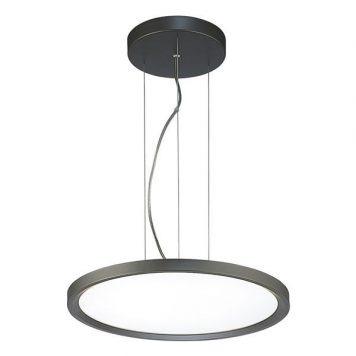 Dipper Lampa wisząca – Lampy i oświetlenie LED – kolor Szary