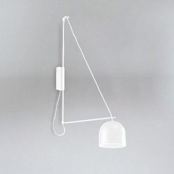 DOHAR Lampa nowoczesna – Styl nowoczesny – kolor biały