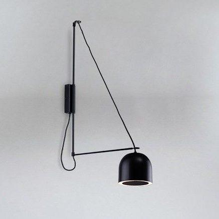 DOHAR Lampa nowoczesna – Styl nowoczesny – kolor Czarny