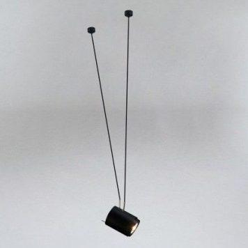 DOHAR Lampa wisząca – Styl nowoczesny – kolor Czarny