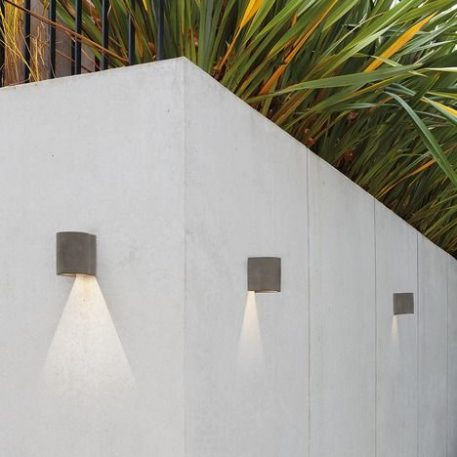 Dunbar 120 Lampa zewnętrzna – Styl nowoczesny – kolor Szary