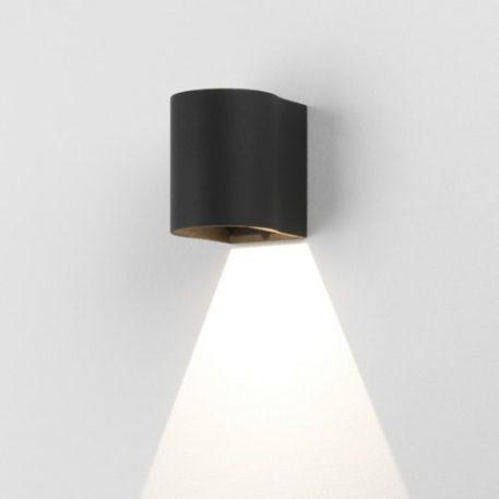 Dunbar Lampa zewnętrzna – Styl nowoczesny – kolor Czarny