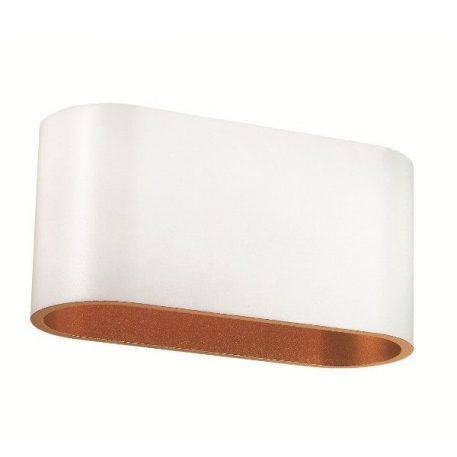 Easy  Lampa nowoczesna – Styl nowoczesny – kolor biały, złoty