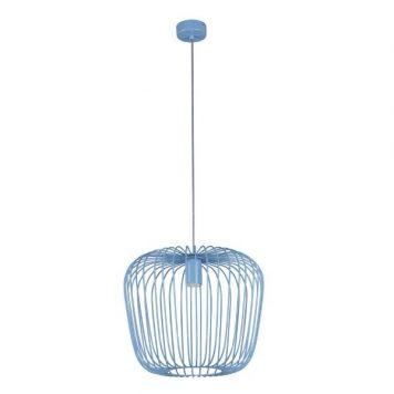 Eden  Lampa wisząca – Styl nowoczesny – kolor Niebieski