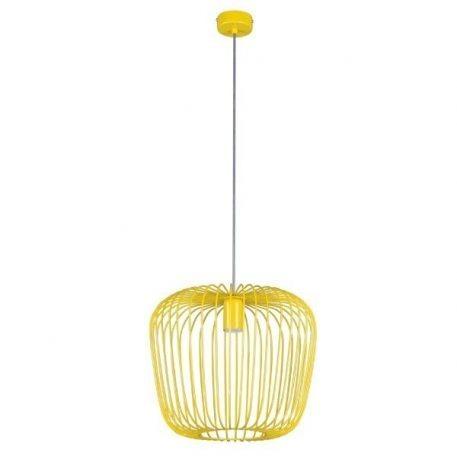 Eden  Lampa wisząca – Styl nowoczesny – kolor żółty