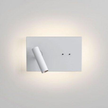 Edge Lampa nowoczesna – Styl nowoczesny – kolor biały