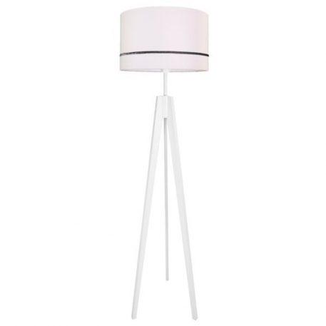 Elegance  Lampa skandynawska – Z abażurem – kolor różowy, Niebieski