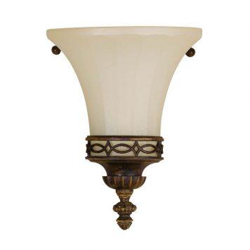 Eleonor Lampa klasyczna – klasyczny – kolor beżowy, brązowy