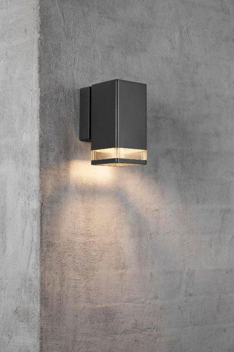 Elm  Lampa zewnętrzna – Styl nowoczesny – kolor Czarny