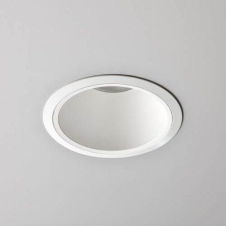 Elva  Oczko/spot – Lampy i oświetlenie LED – kolor biały