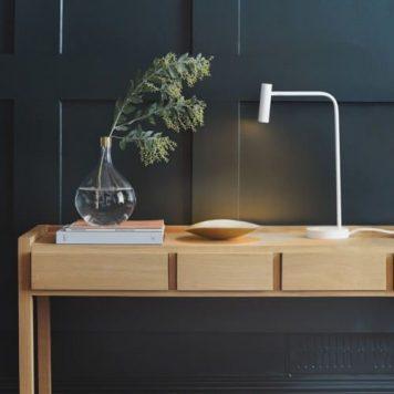 Enna  Lampa nowoczesna – Styl nowoczesny – kolor biały