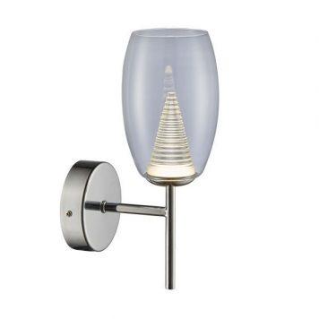 Enzo  Lampa nowoczesna – szklane – kolor transparentny
