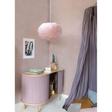 Eos Light  Lampa wisząca – Styl nowoczesny – kolor różowy