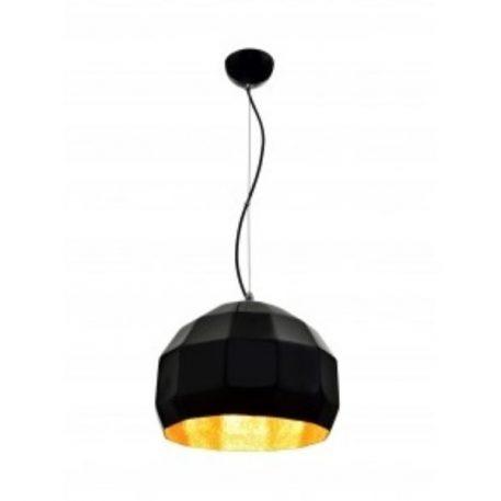 Espo  Lampa wisząca – Styl nowoczesny – kolor złoty, Czarny