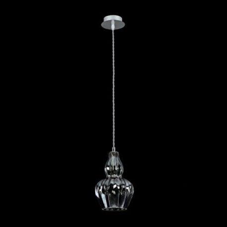 Eustoma Lampa wisząca – szklane – kolor połysk, transparentny