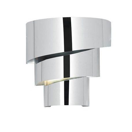 Everett  Lampa nowoczesna – Styl nowoczesny – kolor srebrny