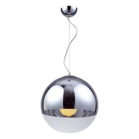 Evia Lampa wisząca – Styl nowoczesny – kolor srebrny