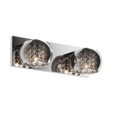 Fedor Lampa nowoczesna – Styl nowoczesny – kolor srebrny, transparentny