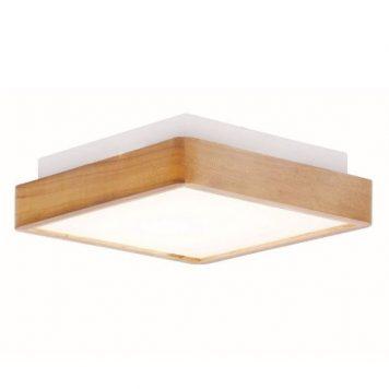 Finter  Lampa skandynawska – Styl nowoczesny – kolor brązowy