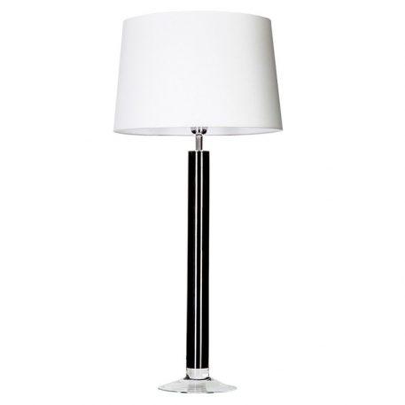 Fjord  Lampa nowoczesna – szklane – kolor biały, Czarny