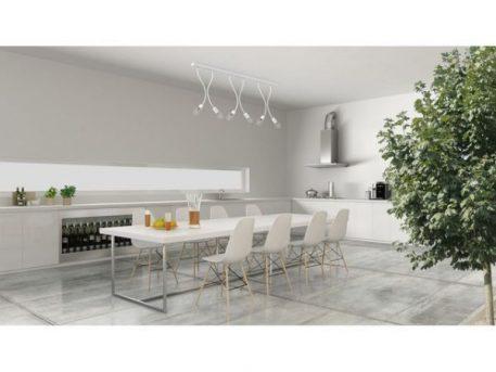 Flex Lampa sufitowa – Styl nowoczesny – kolor biały