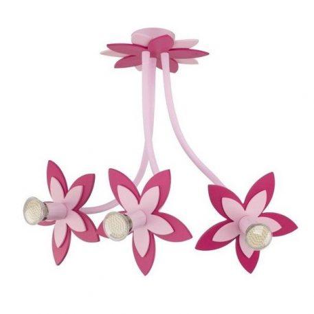 Flowers  Żyrandol – kolor różowy
