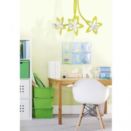 Flowers  Żyrandol – kolor Zielony