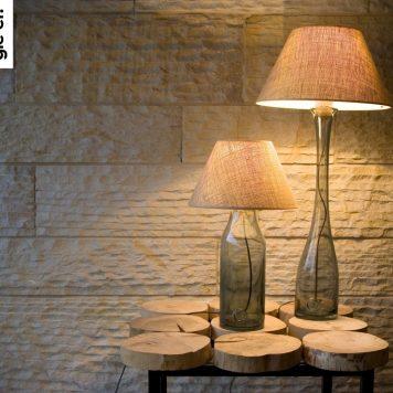 Fog Lampa skandynawska – Styl nowoczesny – kolor Szary