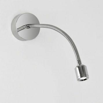 Fosso Surface Lampa nowoczesna – Lampy i oświetlenie LED – kolor srebrny