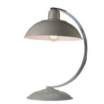 Franklin  Lampa klasyczna – klasyczny – kolor Szary