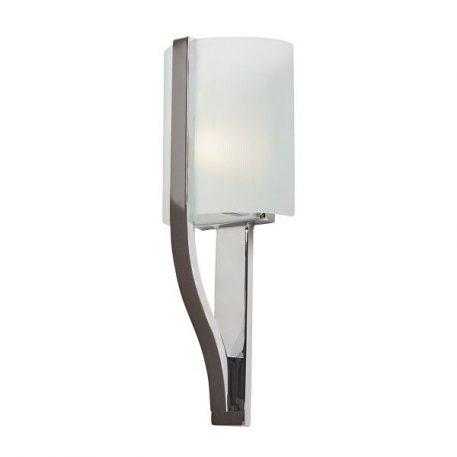 Freeport Lampa nowoczesna – szklane – kolor biały, srebrny
