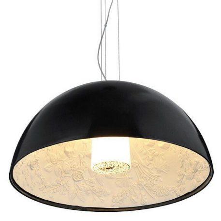 Frozen Garden Lampa wisząca – kolor Czarny