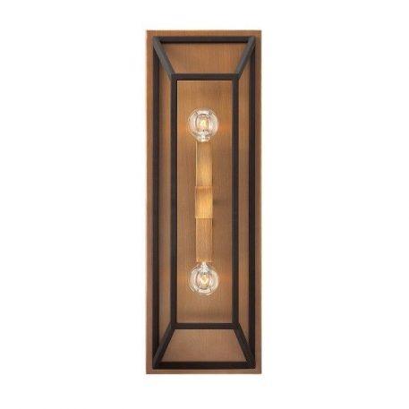 Fulton Kinkiet – klasyczny – kolor brązowy