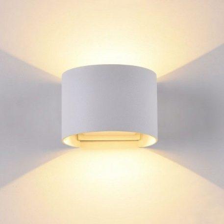 Fulton Lampa zewnętrzna – Lampy i oświetlenie LED – kolor biały