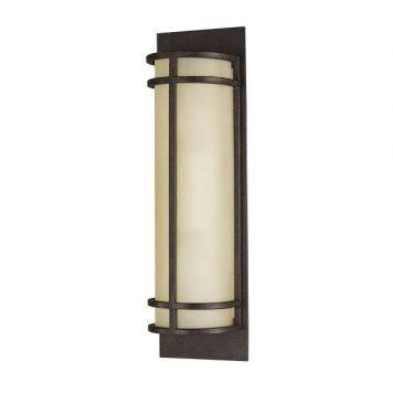 Fusion Lampa klasyczna – klasyczny – kolor beżowy, brązowy