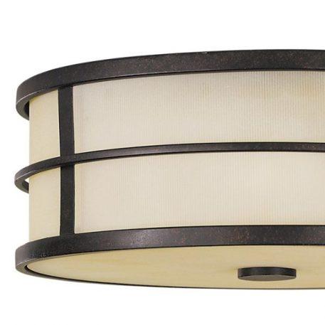 Fusion Lampa sufitowa – Plafony – kolor beżowy, brązowy