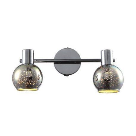 Galaxy  Lampa nowoczesna – Styl nowoczesny – kolor srebrny