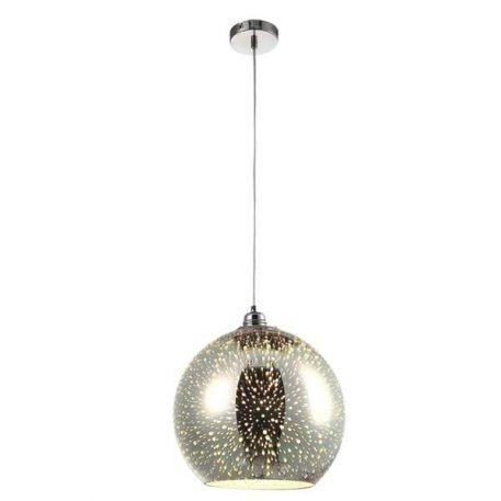 Galaxy  Lampa wisząca – Styl nowoczesny – kolor srebrny