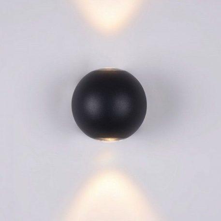 Gansevoort  Lampa zewnętrzna – Styl nowoczesny – kolor Czarny