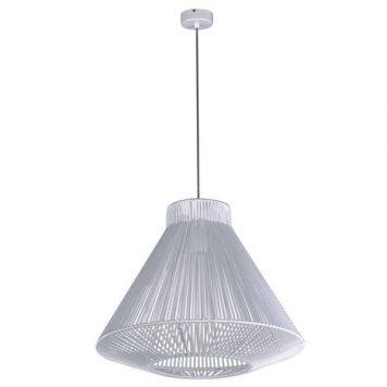 Gaudi  Lampa wisząca – Styl nowoczesny – kolor biały