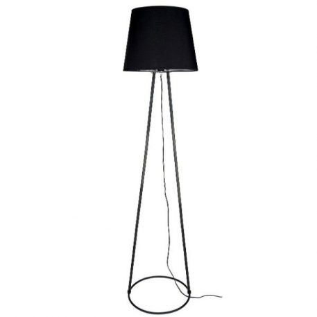 Geo Lampa podłogowa – trójnogi – kolor Czarny