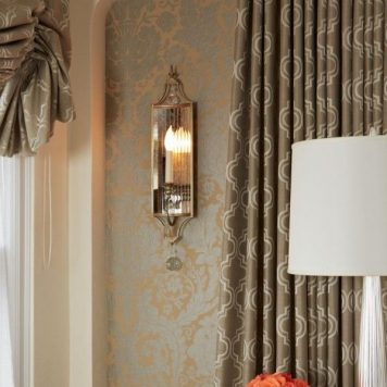 Gianna  Lampa klasyczna – klasyczny – kolor srebrny, złoty