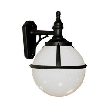 Glenbeigh  Lampa zewnętrzna – klasyczny – kolor biały, Czarny