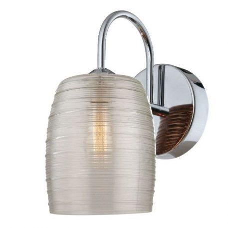 Globi  Lampa nowoczesna – szklane – kolor srebrny