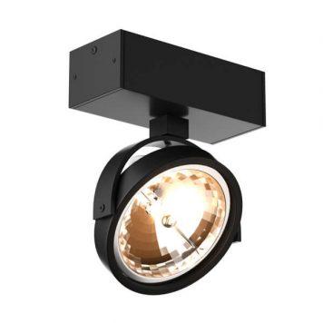 GO SL Reflektor – industrialny – kolor Czarny